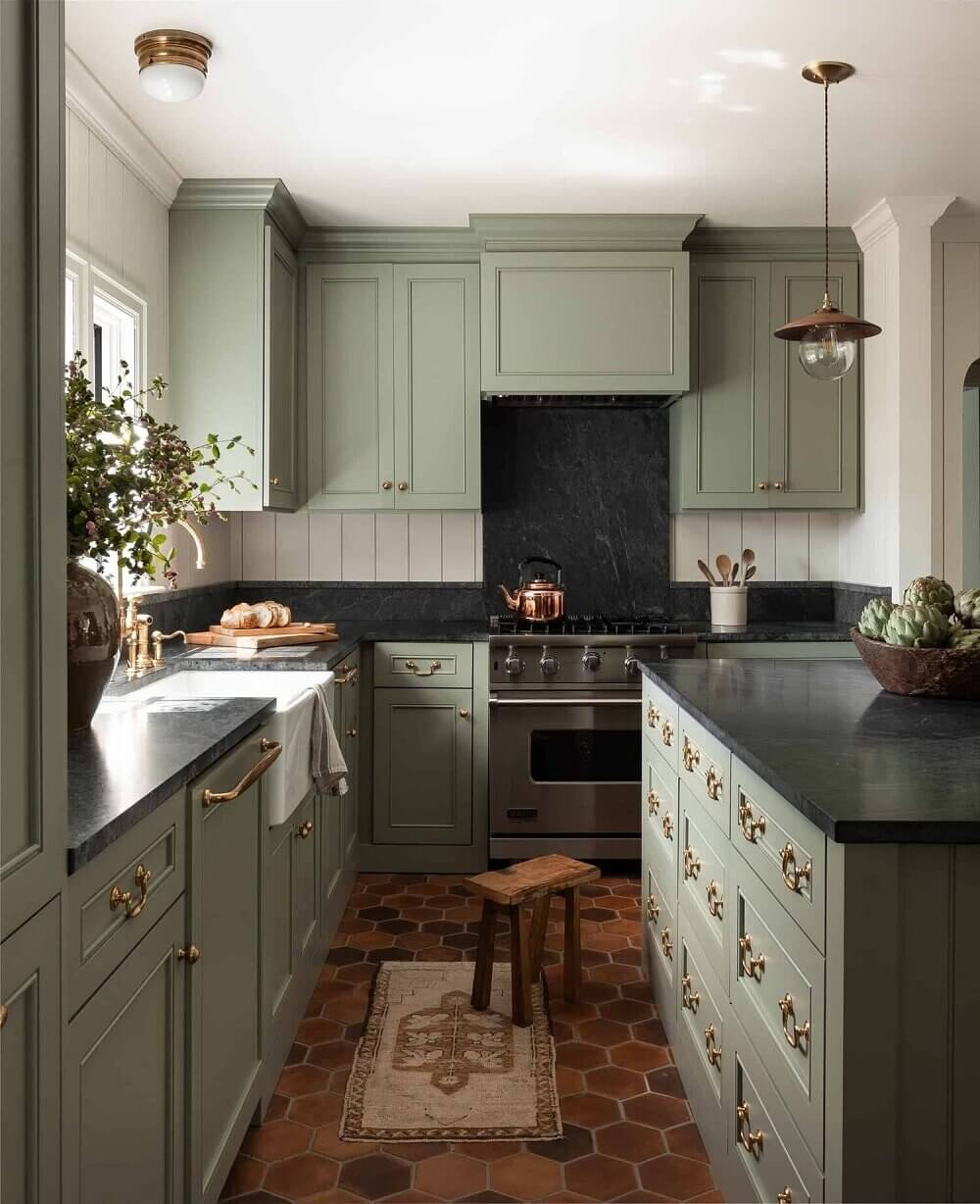 Green Kitchen Design Ideas   The Nordroom